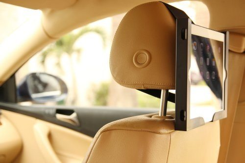 Headrest Tablet Holder by iPADKET