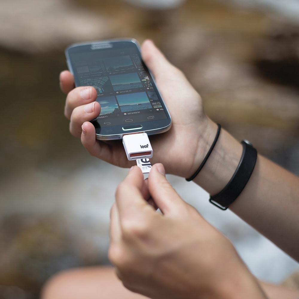 Leef Access microSD Card Reader