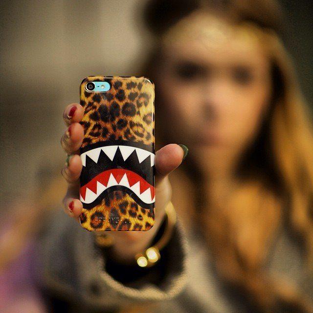 Leopard Shark iPhone Case