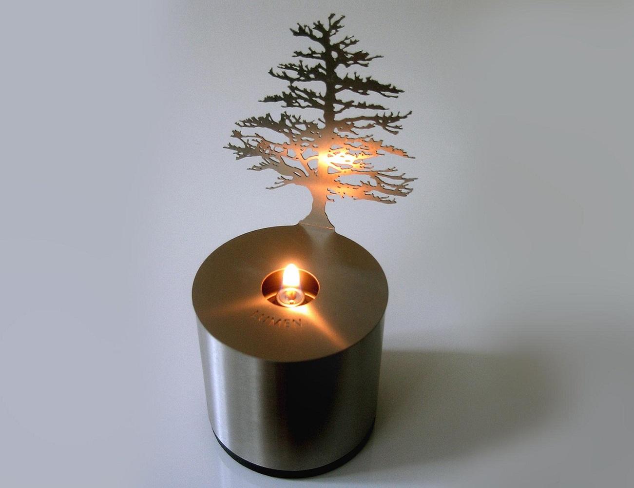 Lumen Flame Tree Oil Lamp