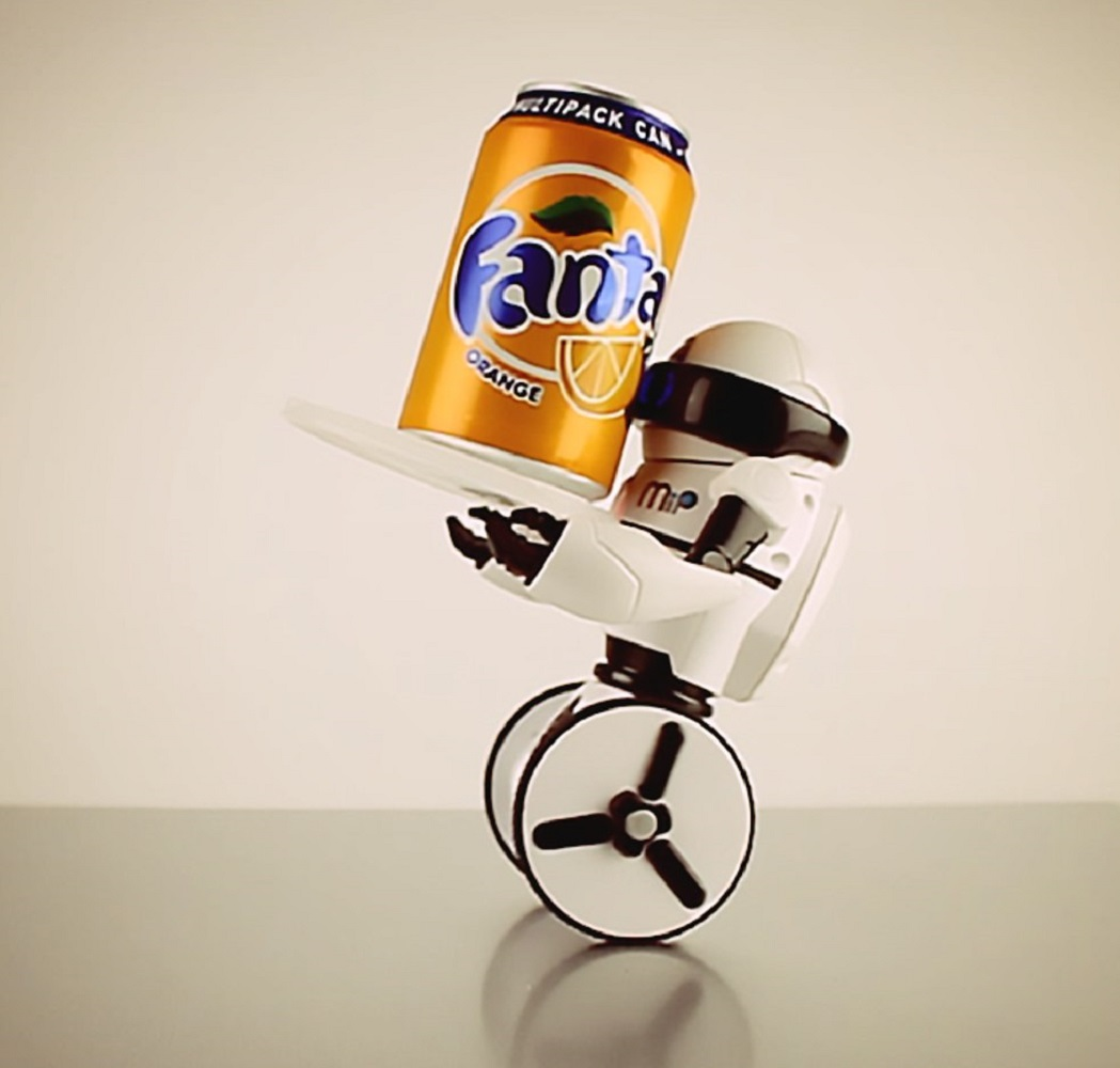 MiP+The+Worlds+First+Balancing+Robot