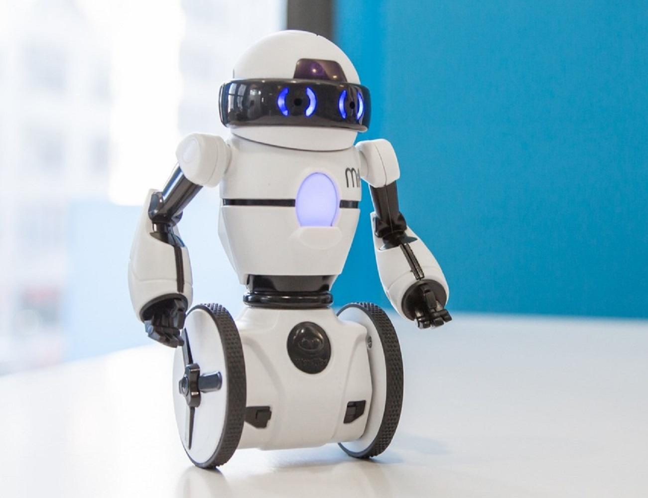 MiP The Worlds First Balancing Robot