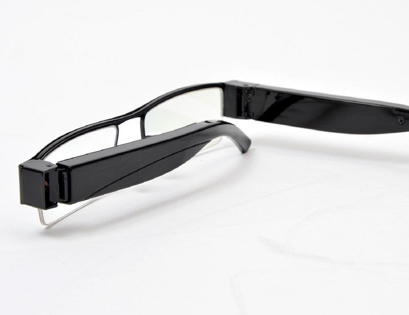 Mitamanma Megane HD Camera Glasses