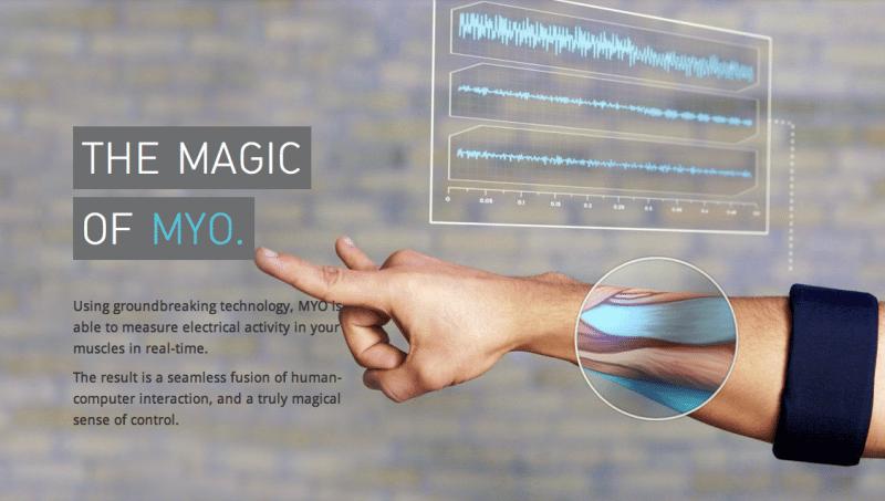 Myo-electric