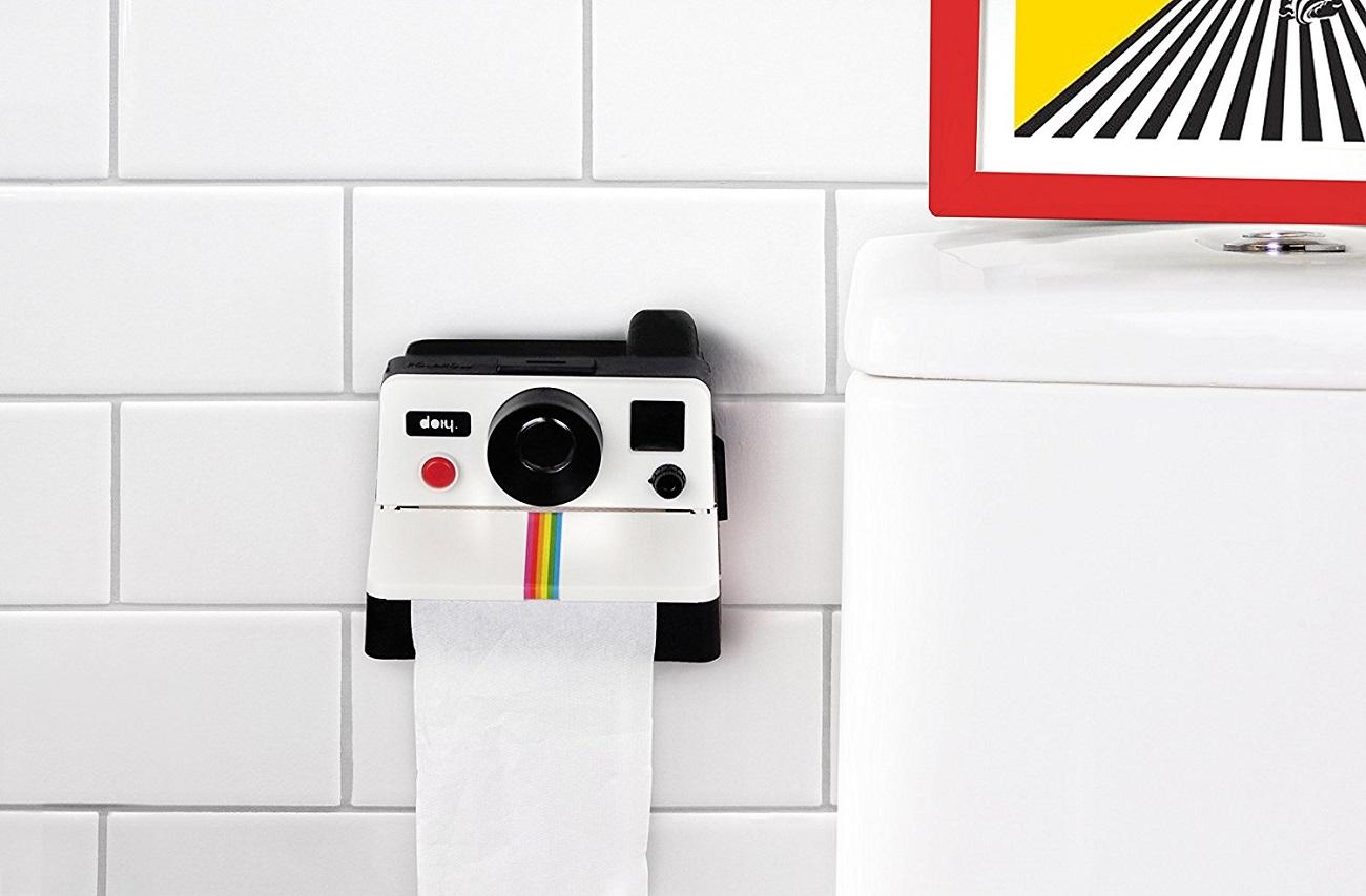 POLAROLL+Toilet+Paper+Holder