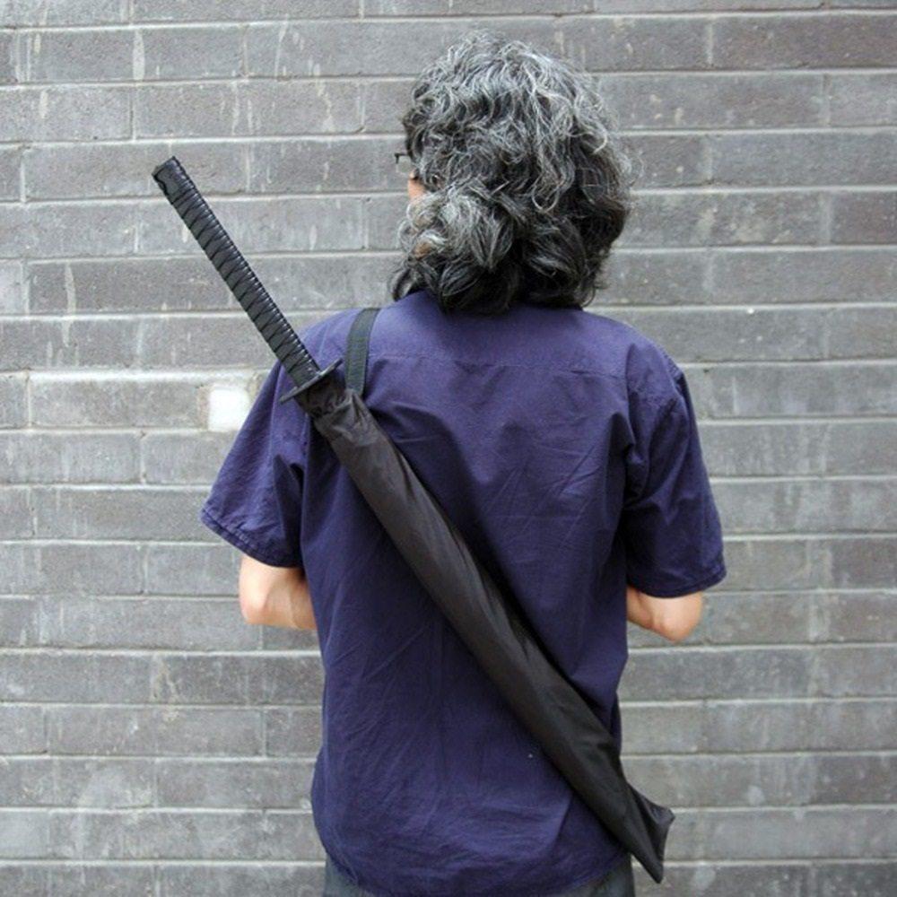 Samurai Umbrella Sword Handle