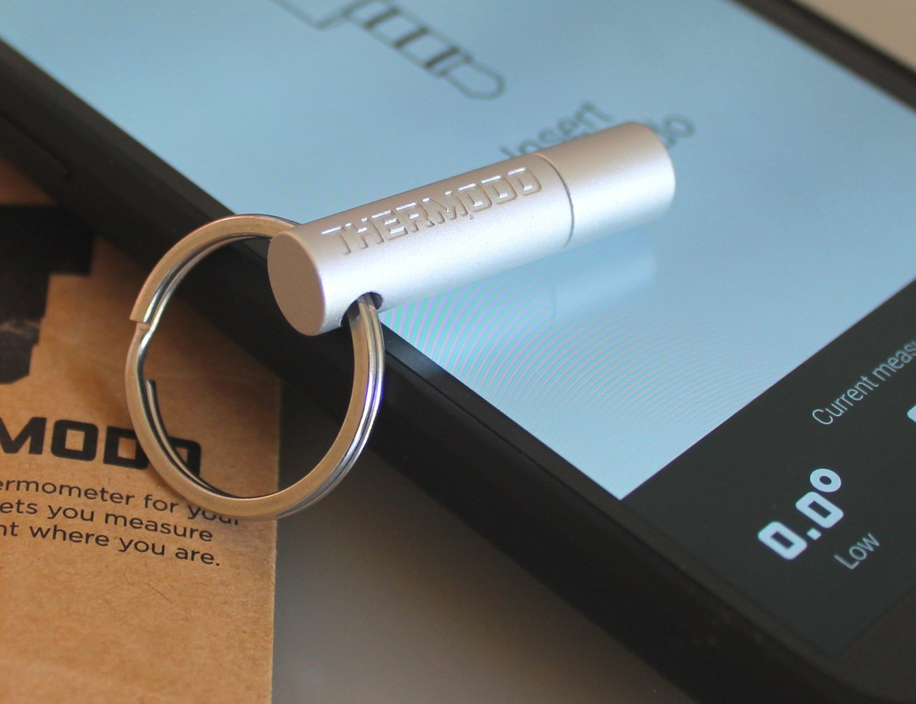 Smartphone Temperature Sensor
