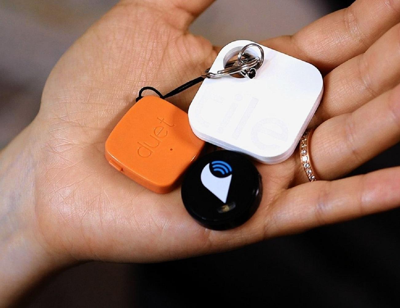 StickR TrackR GPS Smart Chip