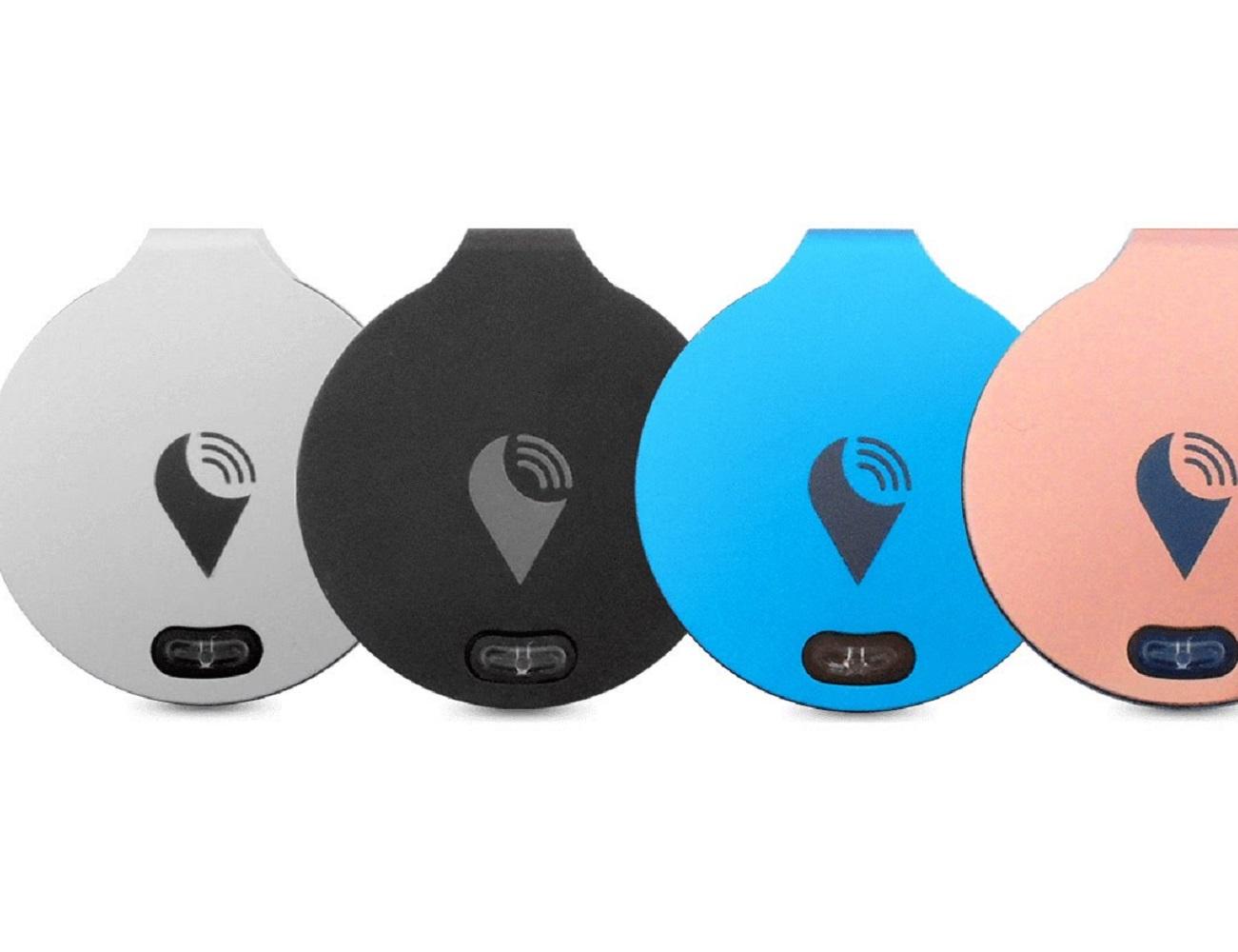 stickr trackr gps smart chip gadget flow. Black Bedroom Furniture Sets. Home Design Ideas