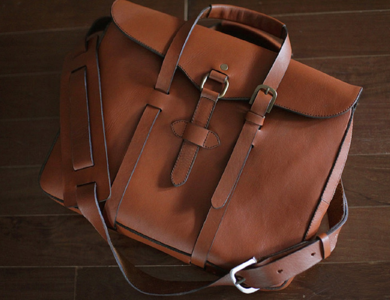 The+C.O.+Series+Leather+Bag+By+Cravar