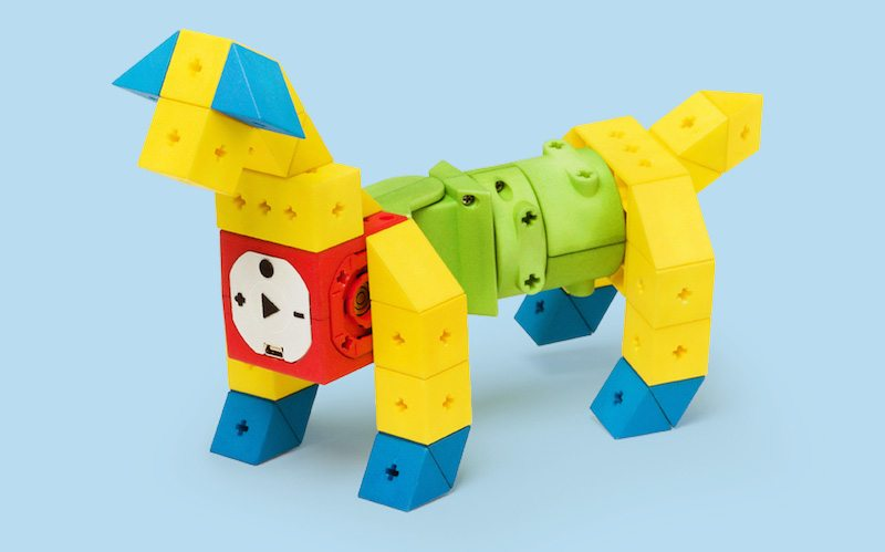 Tinkerbots Combine Robotics Kits and Playtime for Awesome Fun