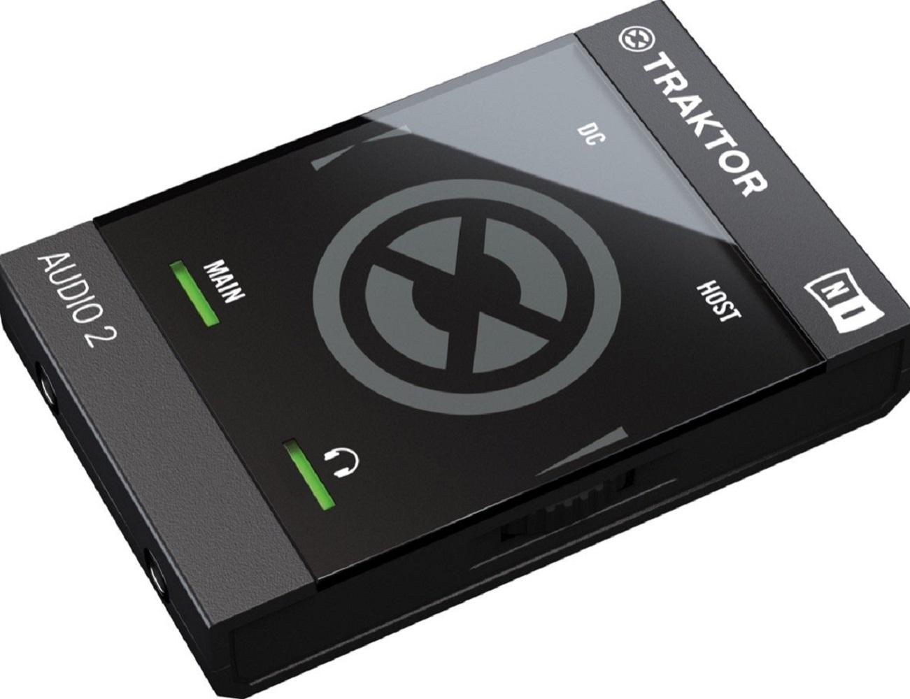 Traktor Audio 2 DJ Audio Interface