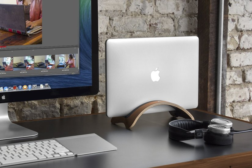 Bookarc Mod Vertical Macbook Stand By Twelve South 187 Review