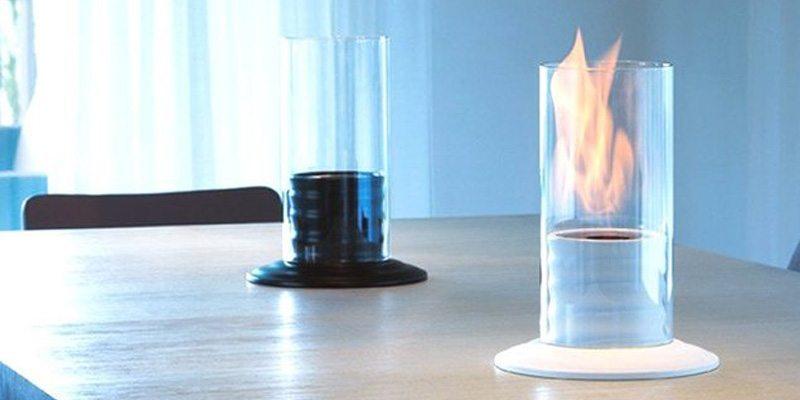 Gasper Ceramic Bio-Fireplace