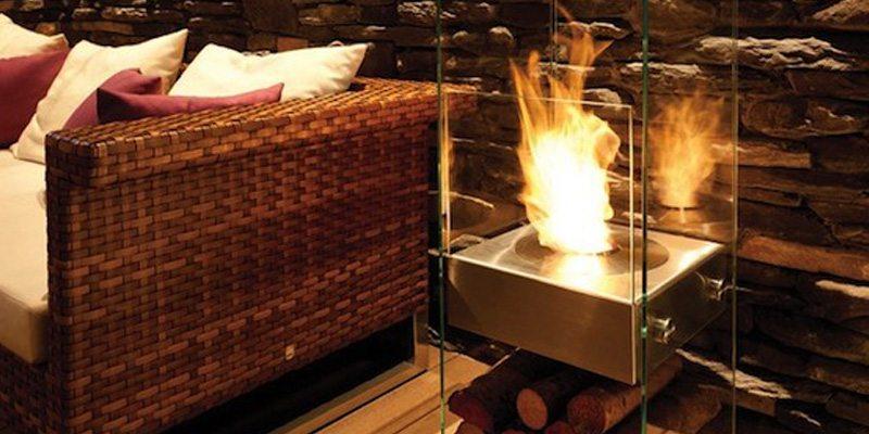Ecosmart Fire Ghost Ventless Fireplace