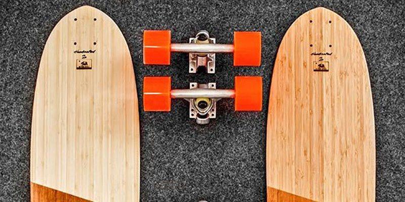 Eco-Friendly Rhythm Skateboard