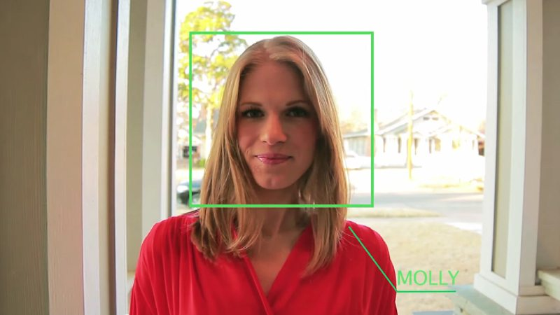Facial recognition software that recognizes the people you love
