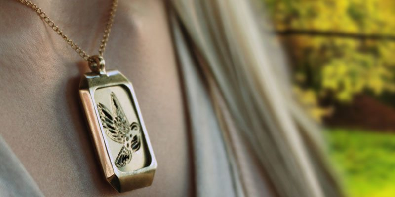 Cuff personal security jewelry