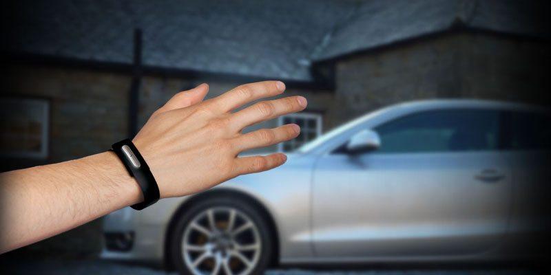 Nymi Wristband Heartwave Monitor