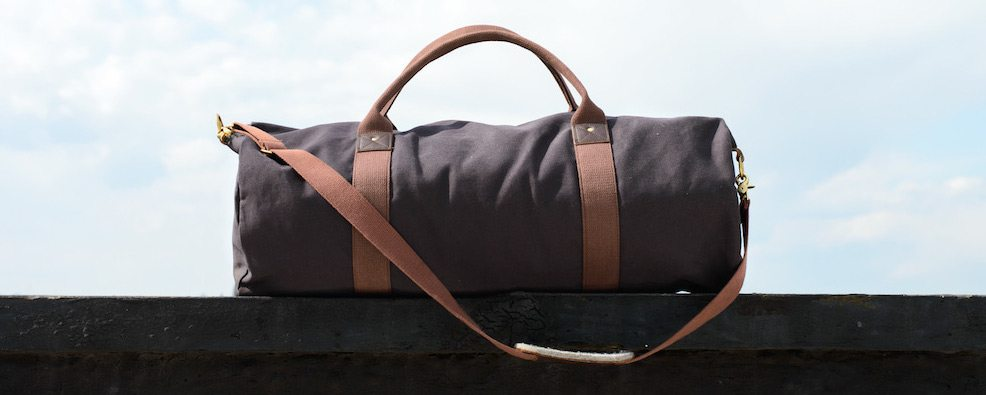 Giveaway of the Week #43 – Win One Extra Large Cotton Canvas Duffle Bag
