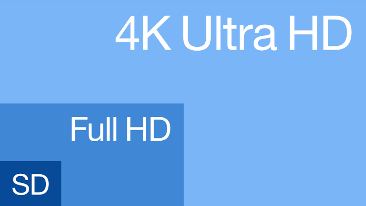 A Brief Overview of 4K Ultra HD Television