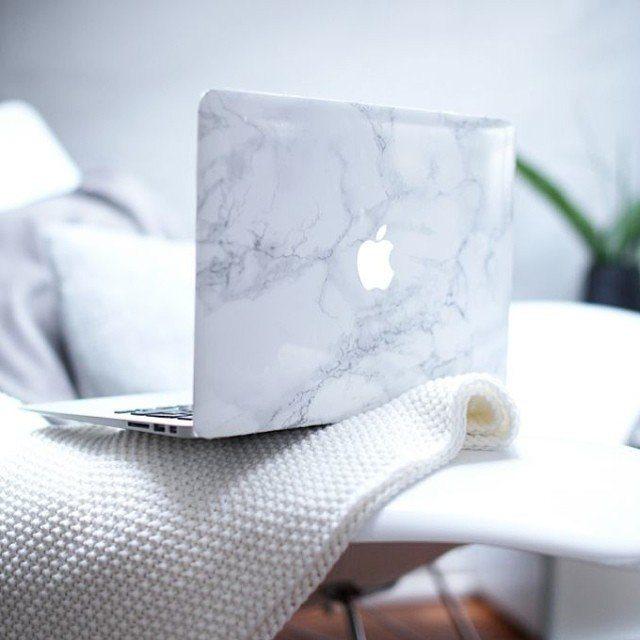 Marble Macbook Sleeve
