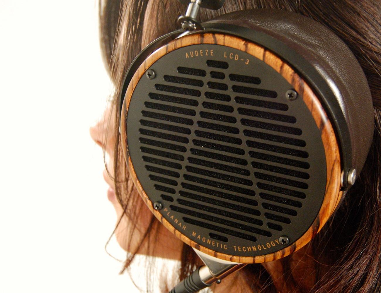 Audeze LCD-3 High-Performance Headphones