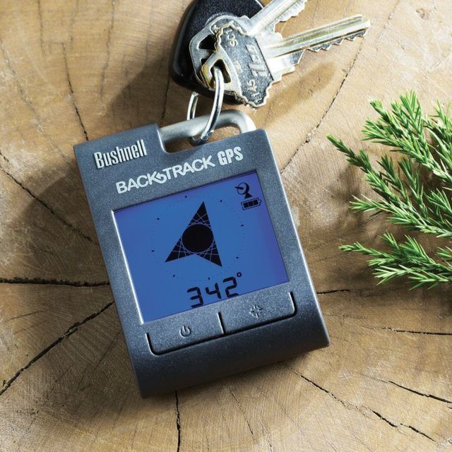 BackTrack Personal GPS Tracker