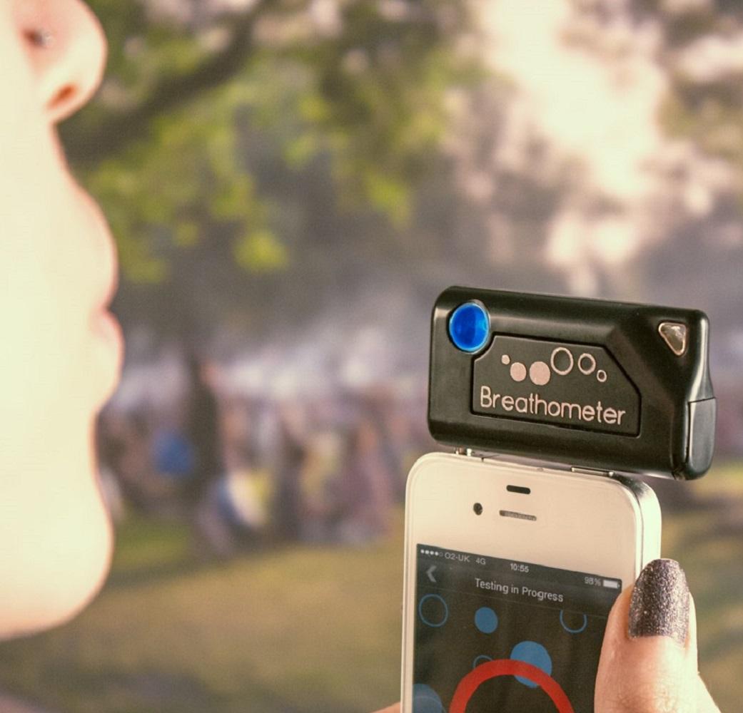 Breathometer The Smart Breathalyser