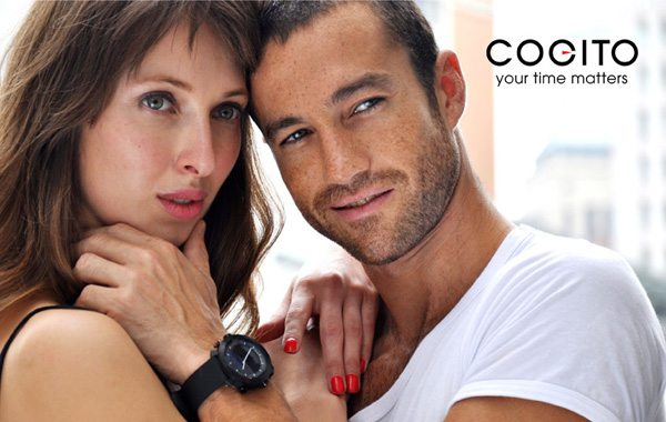 COGITO CLASSIC Smartwatch Ideally Complements the Traditional Timepiece With a Digital Makeover