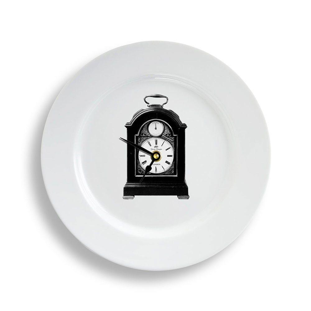 Clock Plate Clocks by Mineheart