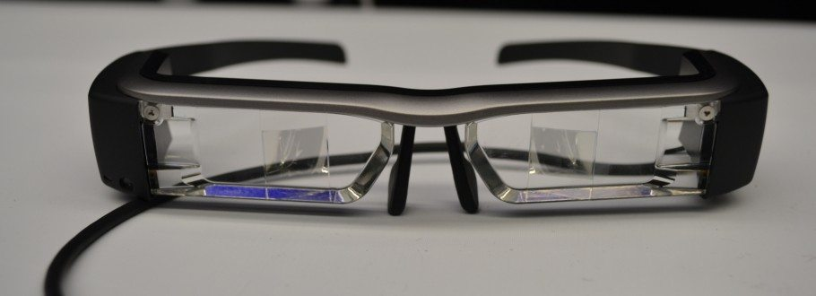 Epson Moverio BT-200 is the New Challenger to the Google Glass that Won't Break the Bank