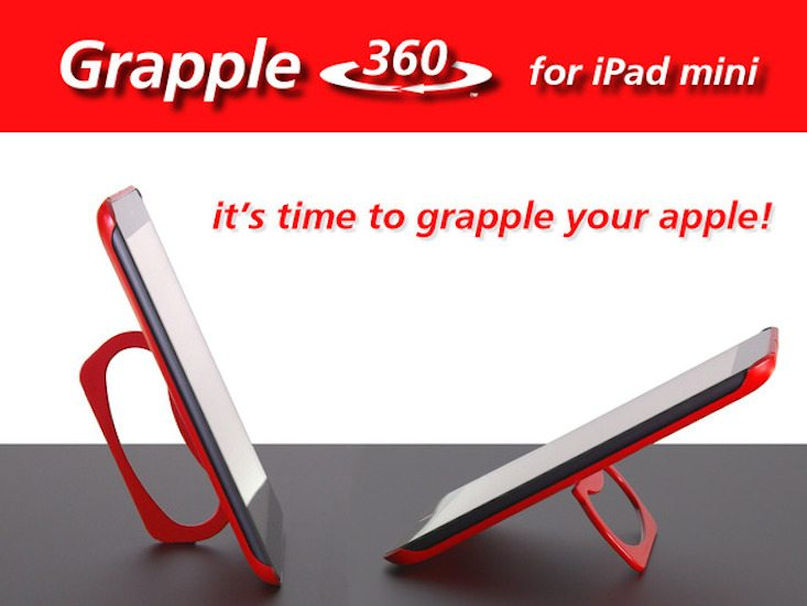 Grapple 360 for iPad Mini