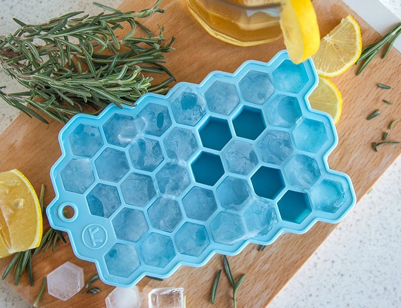 Hex Ice Cube Tray