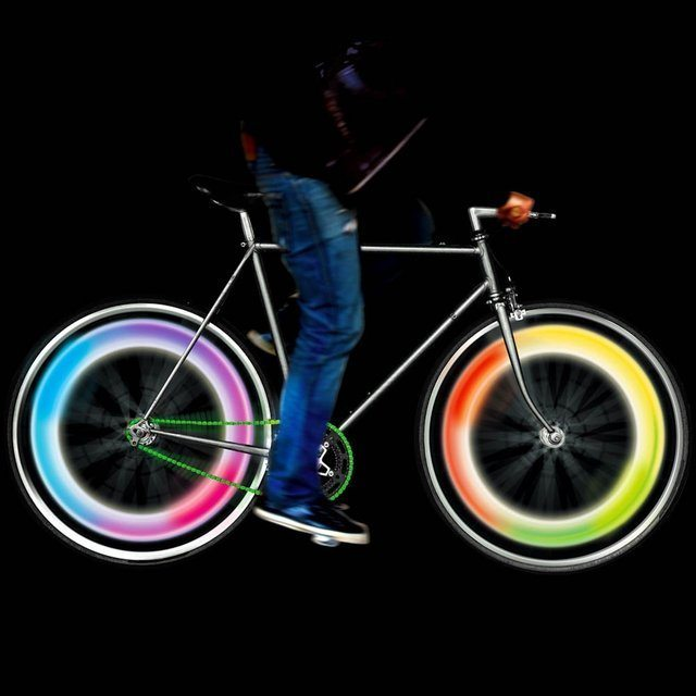 Mathmos Bike Wheel Lights