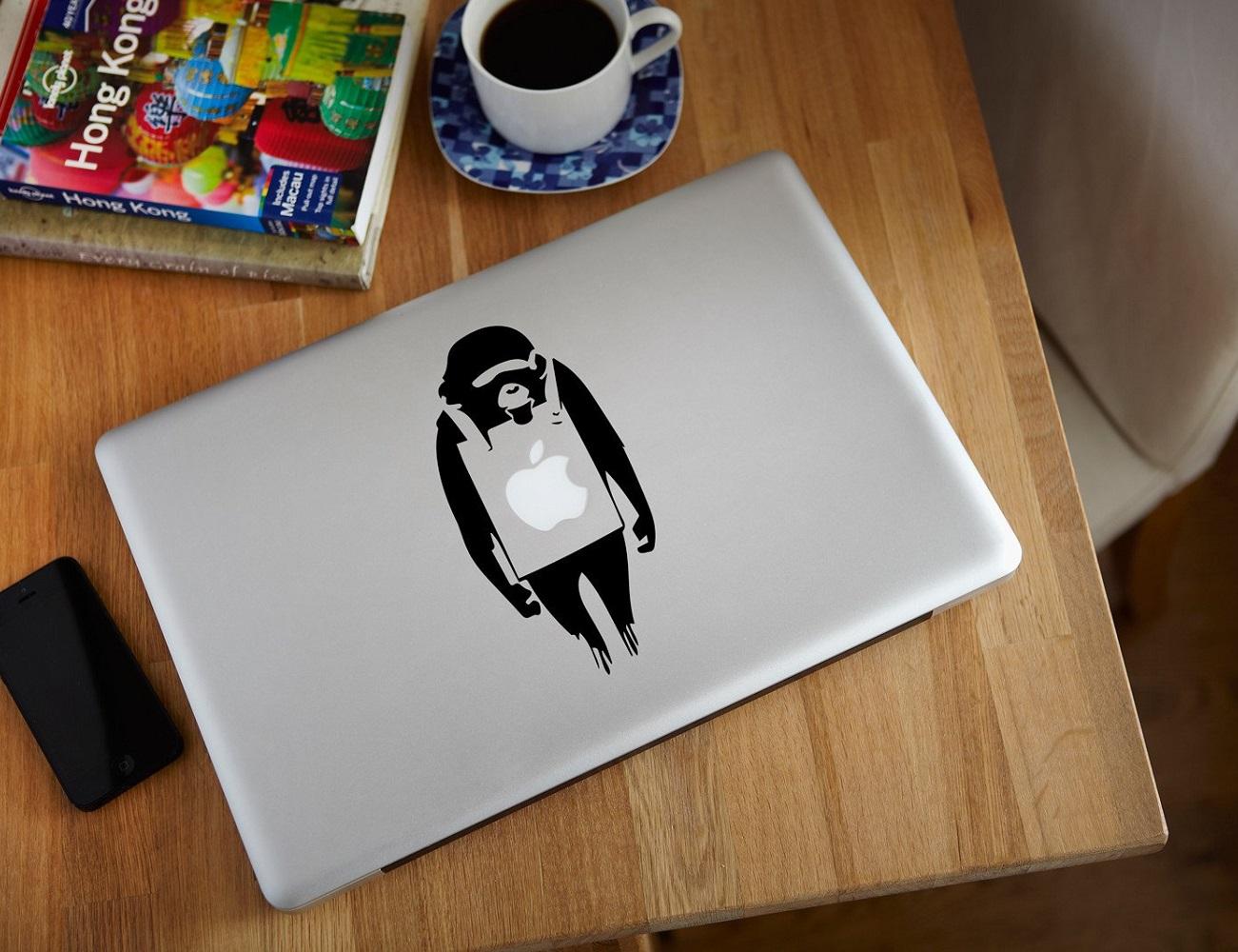 Monkey MacBook Decal