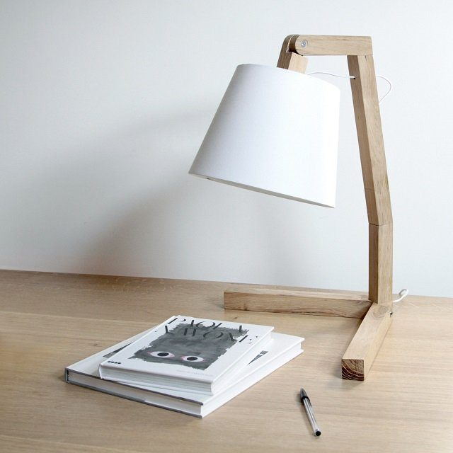 Oud S Table Lamp