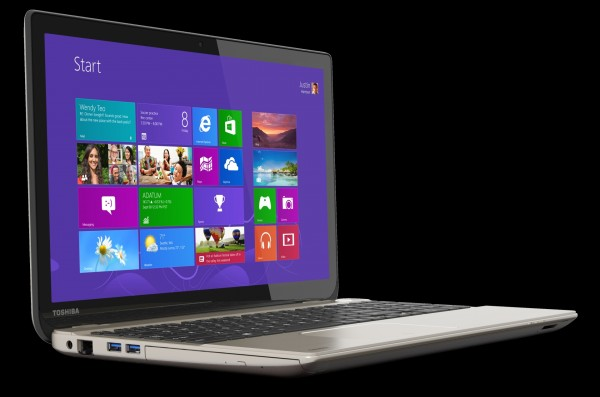 Toshiba Satellite P55t is a Direct Challenger to the MacBook Pro and Rocks a 4K Display to Attempt a Dethroning