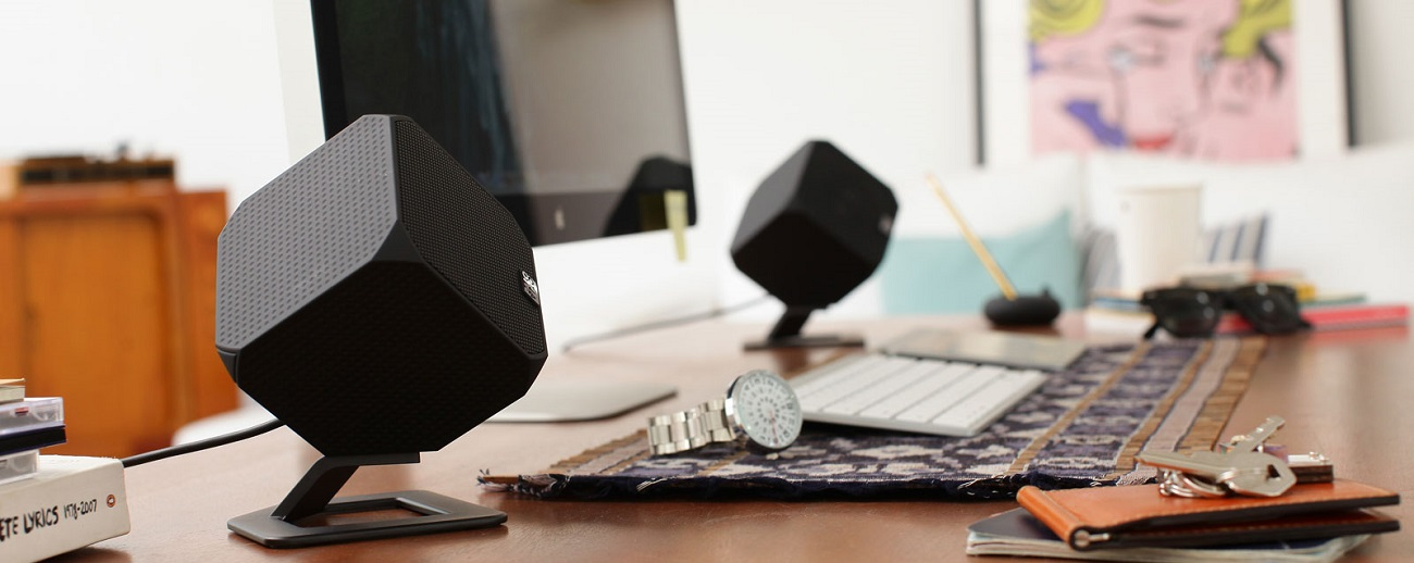 Palo Alto Audio Design Cubik HD USB Speaker System