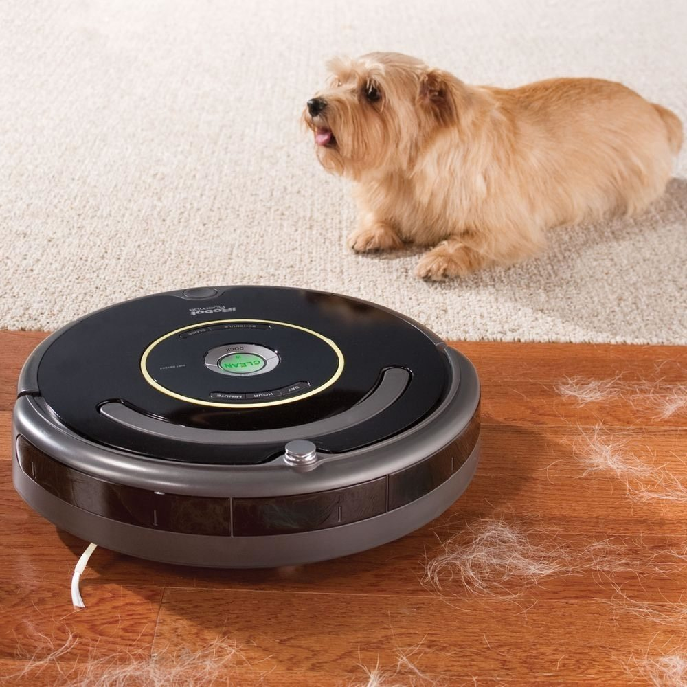 Pet+Space+Circumventing+Roomba