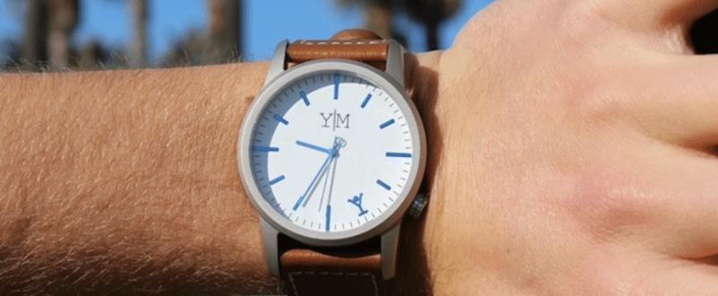 Giveaway of the Week #42 – Win one YesMan Watch