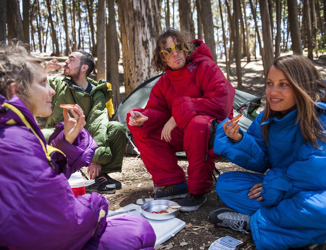 Selk'Bag – Fully Fit Sleepwear Bag For Campers