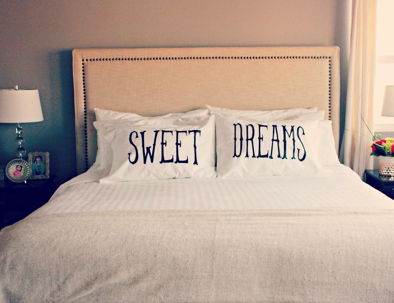 Sweet Dreams Pillow Case Set » Gadget Flow