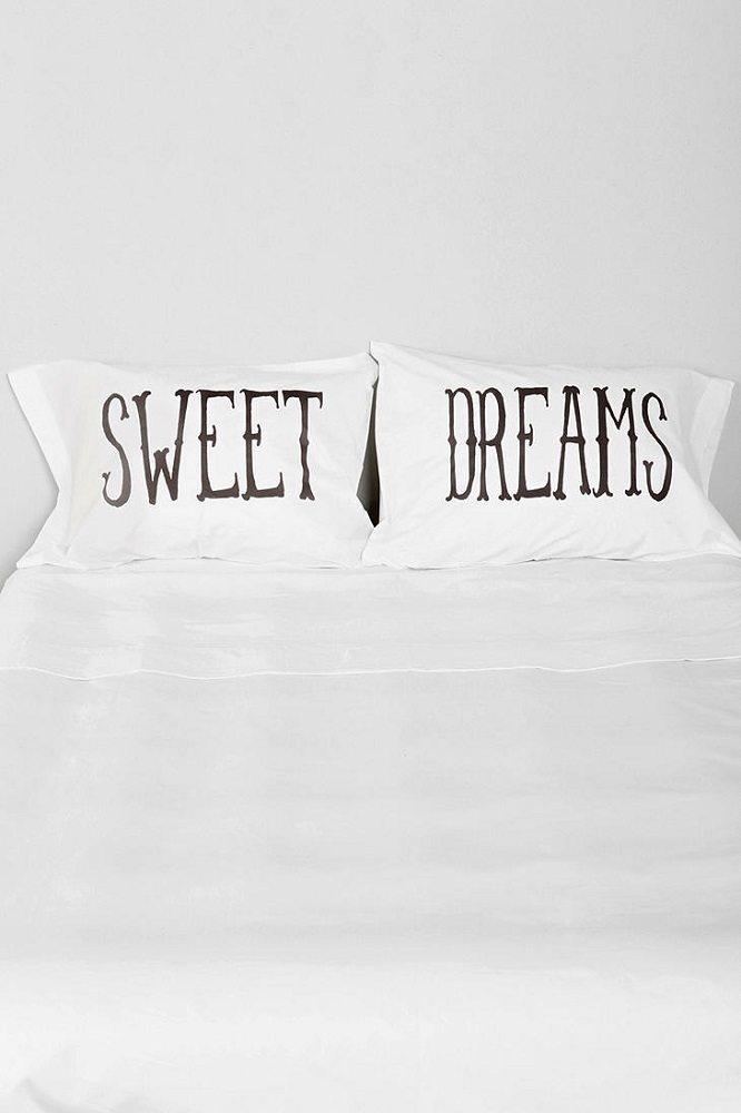 Sweet Dreams Pillow Case Set
