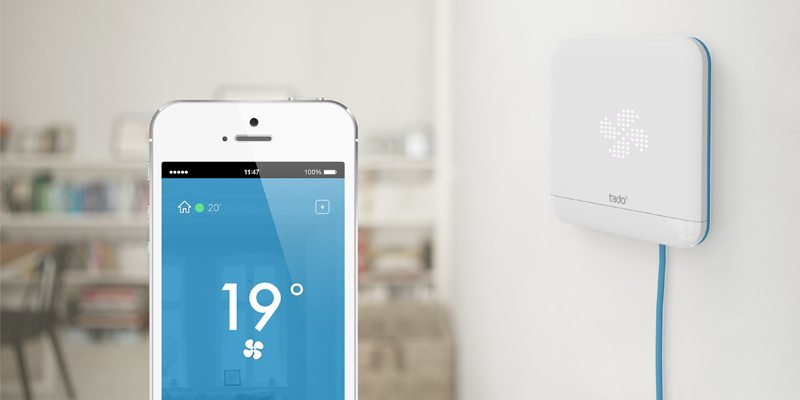 Tado Cooling makes your AC smart