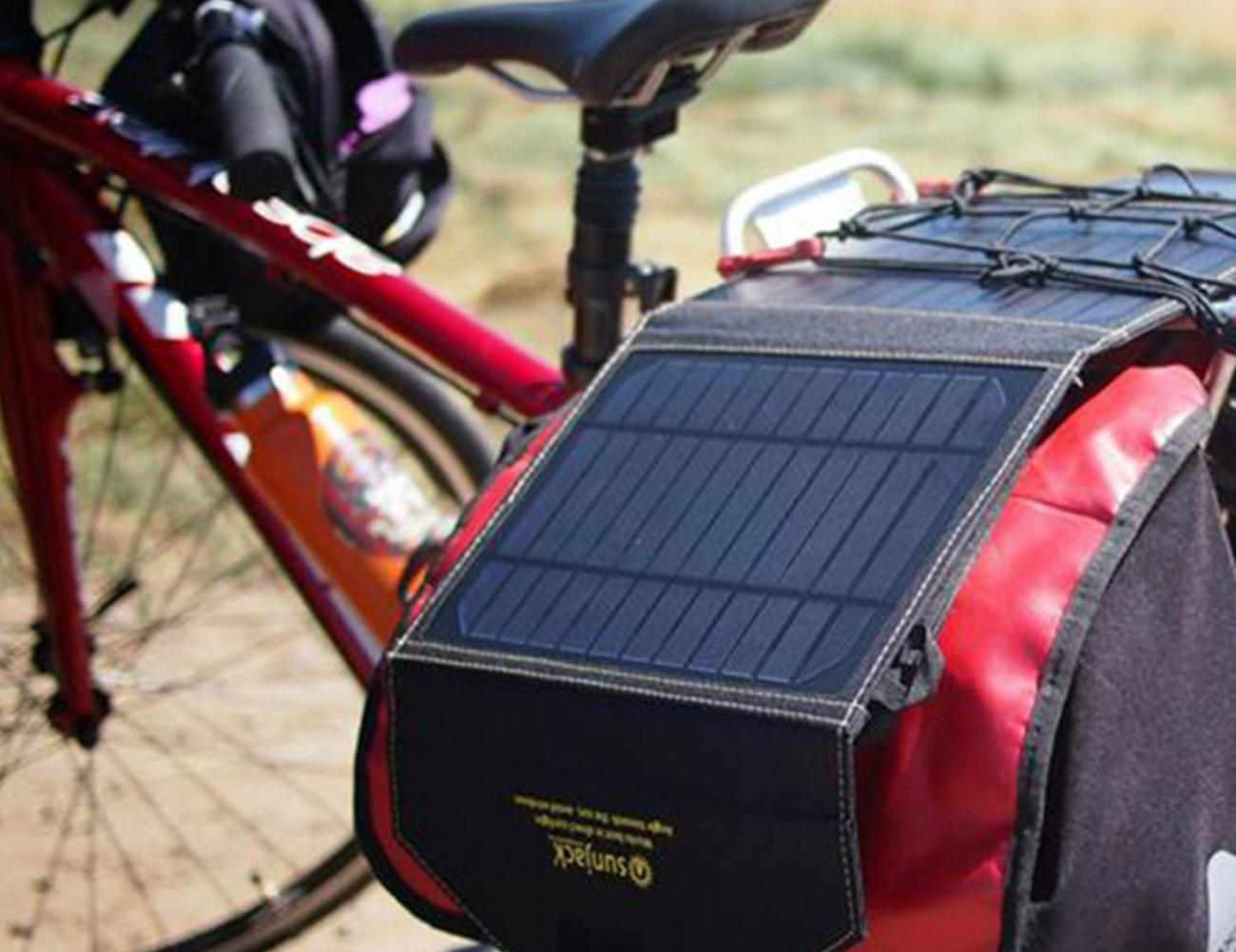 The SunJack Solar Charger