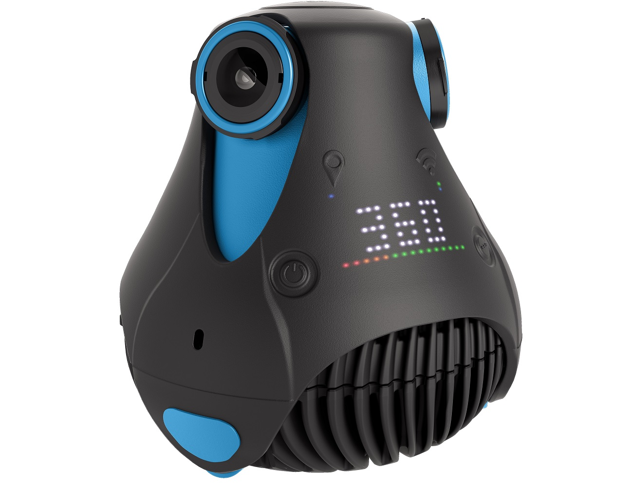 The World's First Full HD 360° Camera