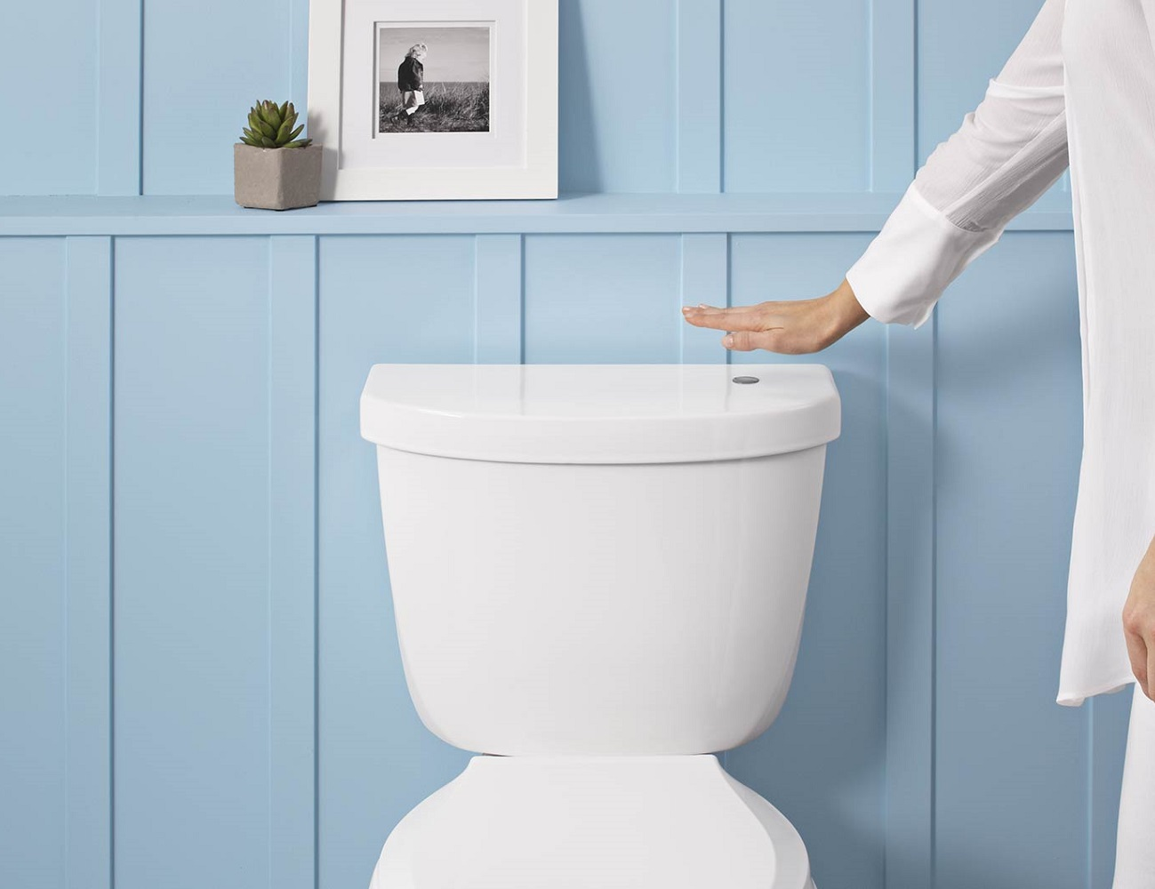 Touchless Toilet Flush Kit By Kohler 187 Gadget Flow