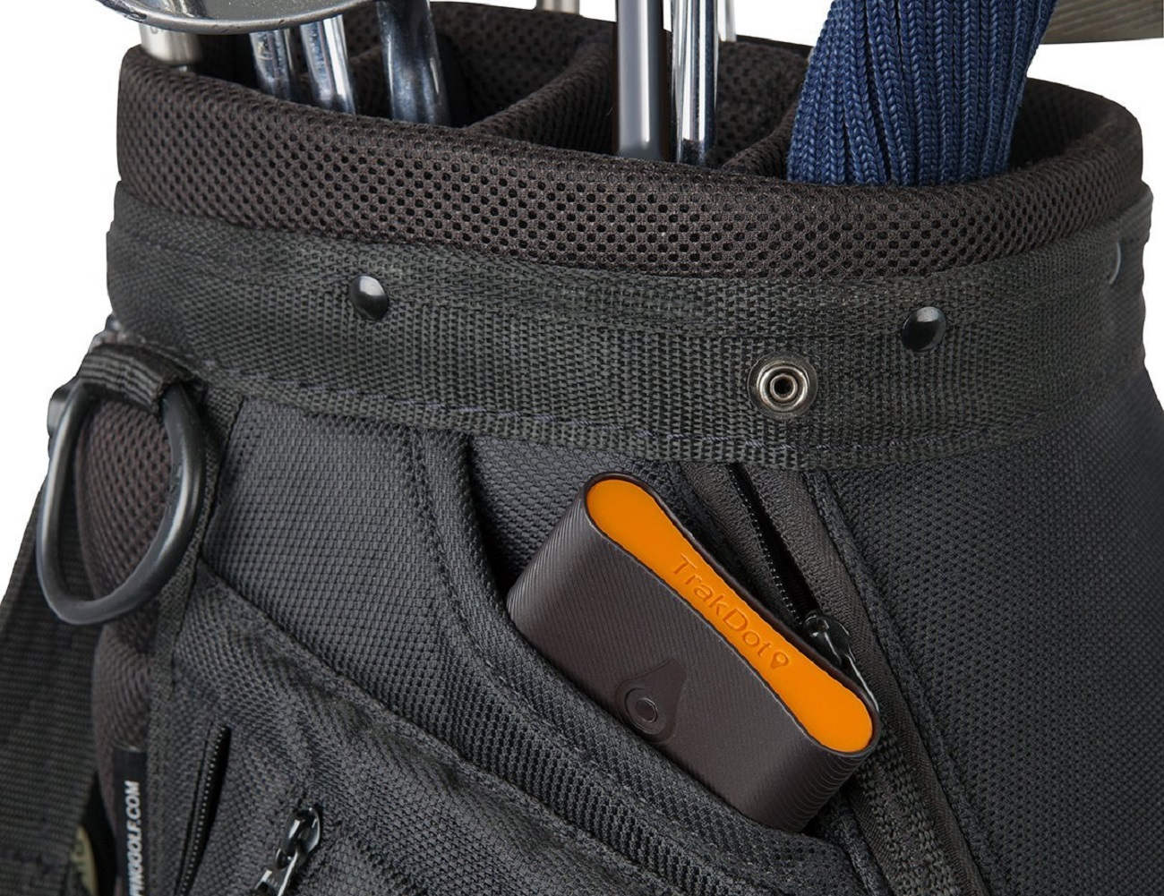 Trakdot Luggage Monitor