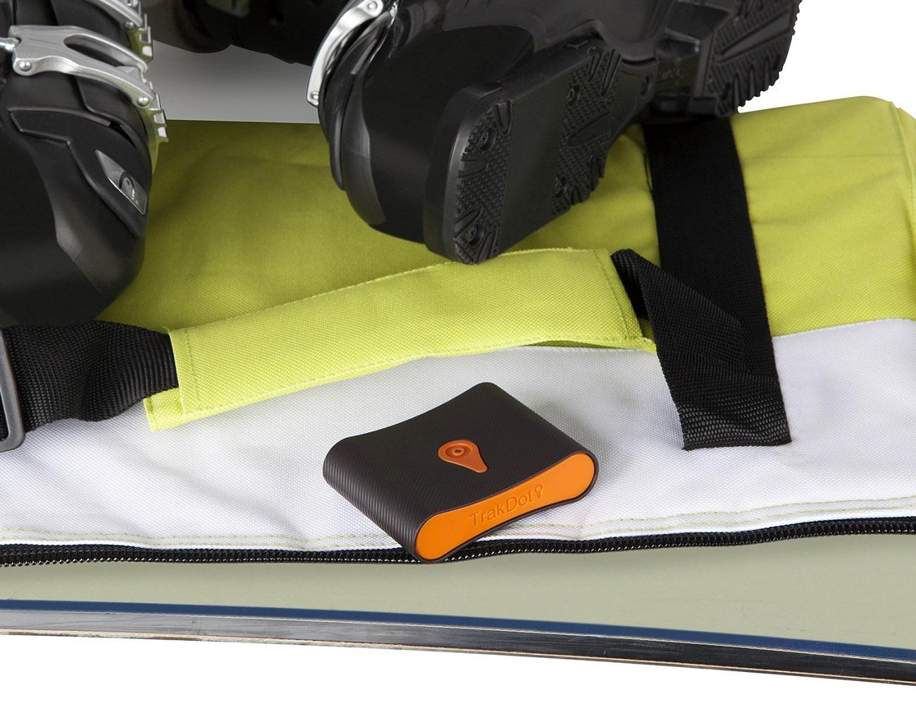 Trakdot Luggage Monitor